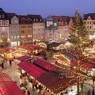 BucketList + Go To Christmas Markets In Germany