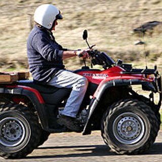 BucketList + Drive A Quad Bike