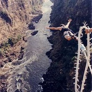 BucketList + Bungee Jump Into A Canyon