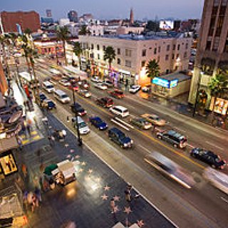 BucketList + Go To California And Visit La