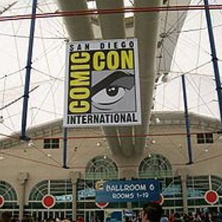 BucketList + Attend Comic Con In San Diego--Totally Have To Dress Up!