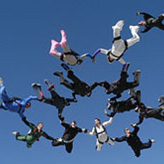 BucketList + I Want To Become A Sky Diving Instructor