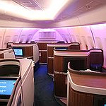My life goal is... Fly 1st Class