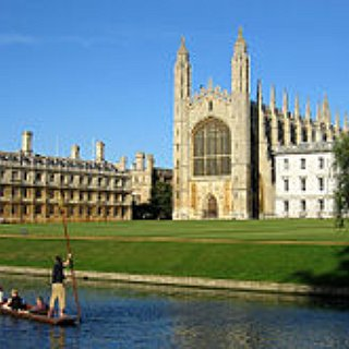 BucketList + Get Into Cambridge University