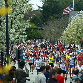 BucketList + Complete Boston Marathon