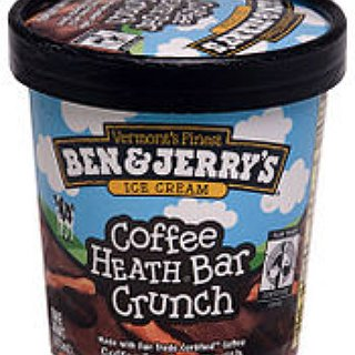 BucketList + Try Every Ben & Jerry's Flavour