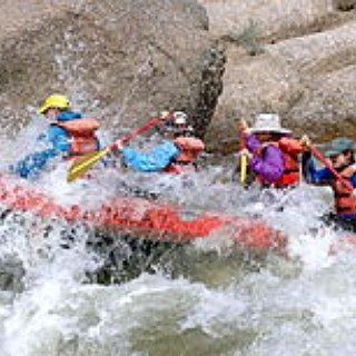 BucketList + Go White-Water Rafting.