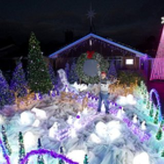 BucketList + Attend A Holiday Lights Event