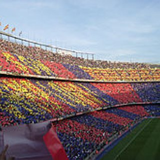 BucketList + Attend A Barcelona Game At The Camp Nou