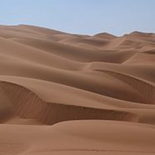 BucketList + Go To The Sahara Desert