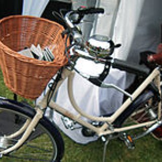 BucketList + Own A Bicycle With A Basket