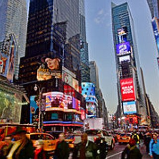 BucketList + Stand In Time Square, New York City