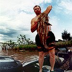 My life goal is... Go noodling.
