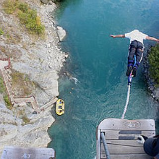 BucketList + Do An Extreme Sport: Ziplining And Bungee Jumping