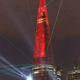 BucketList + Go Up The Shard In London