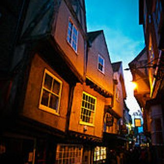 BucketList + Visit York
