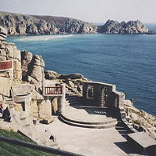 BucketList + See A Performance In The Minack Theatre