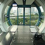 BucketList + Ride The Singapore Flyer = ✓
