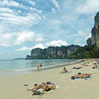 BucketList + Go Railay Beach, Thailand