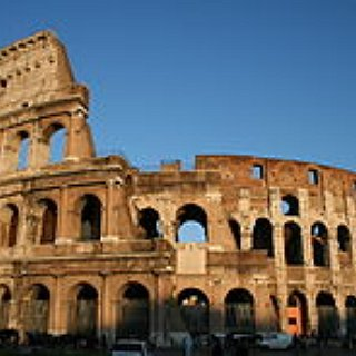 BucketList + Walk Around The Colosseum, Rome