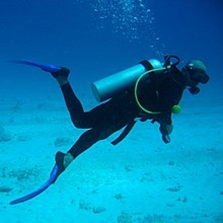 BucketList + Learn To A Scuba Dive