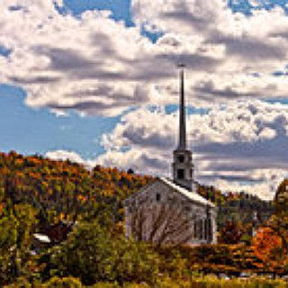 BucketList + See New England Fall Foliage