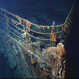 BucketList + Explore A Sunken Ship