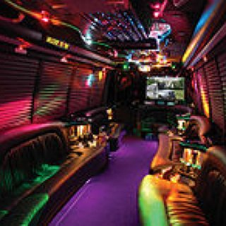 BucketList + Ride In A Party Bus
