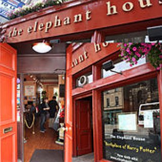 BucketList + Eat At The Elephant House