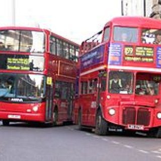BucketList + Take Miyahn On A Red Bus Around London