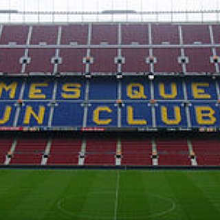BucketList + Watch A Football Match At The Camp Nou