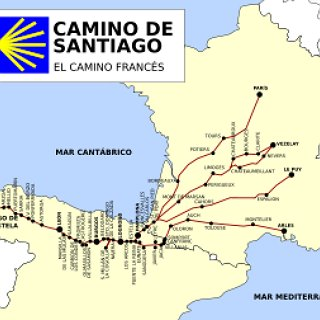 BucketList + Hike The Camino De Santiago In Spain