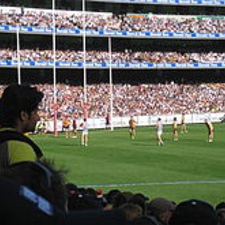BucketList + Go To An Afl Game (Hawks V Bombers)
