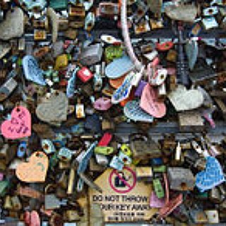 BucketList + Put A Love Padlock In Most Ljubav, Ponte Milvio, Or In Paris.