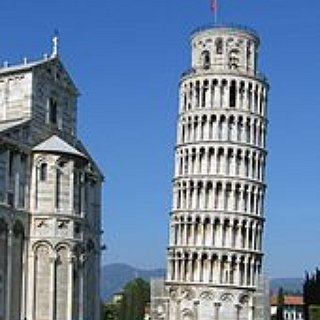 BucketList + Take A Picture At The Leaning Tower Of Pisa