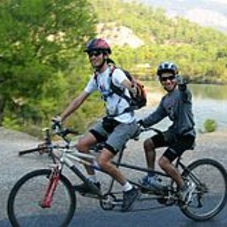 BucketList + Take A Tandem Bike Ride
