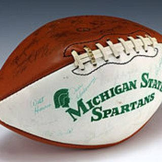 BucketList + Go To A Michigan State Spartans Football Game