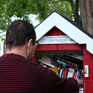 BucketList + Set Up My Little Free Library