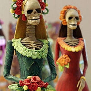 BucketList + Go To The Day Of The Dead, Mexico