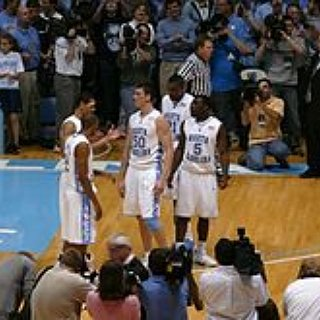 BucketList + Go To North Carolina University Basketball Game
